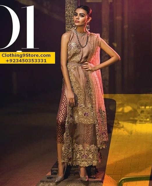 Crimson Unstitched Wedding Collection ny Republic Womenswear