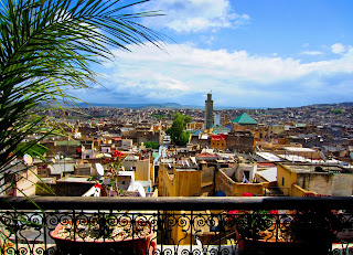 Fez, Kota Tertua Dengan Budaya Unik Di Maroko