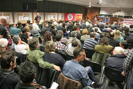 Photos from the 2nd Workers Euromediterranean Conference