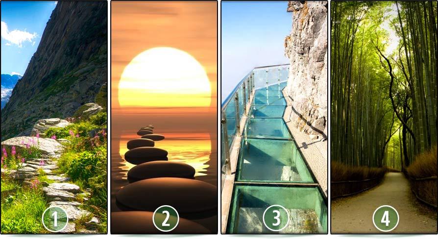 Test: ¿Cuál camino elegirías?