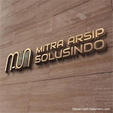 Desain Logo Untuk PT Mitra Arsip Solusindo
