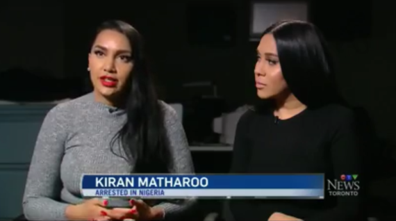 Wanted Matharoo sisters speak on their arrest, the video apology they made and how they escaped from Nigeria with temporary visas