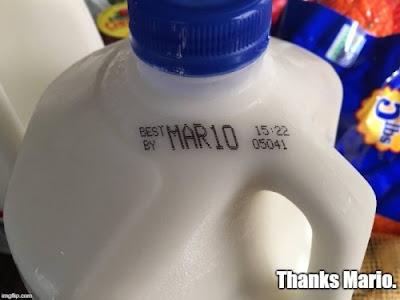 Thanks Mario