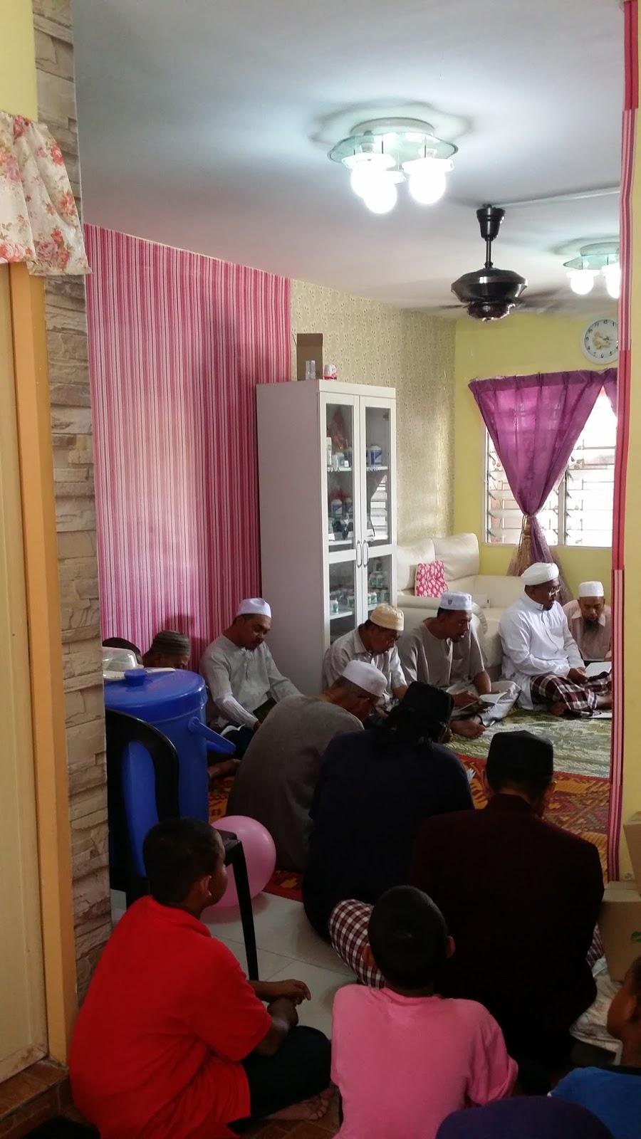 I Become What I Believe Kenduri Kesyukuran Bacaan Yasin Tahlil Dan Doa Selamat Pengedar Shaklee Kajang