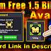Free 1.5 Billion Avatar Reward Link 8 Ball Pool
