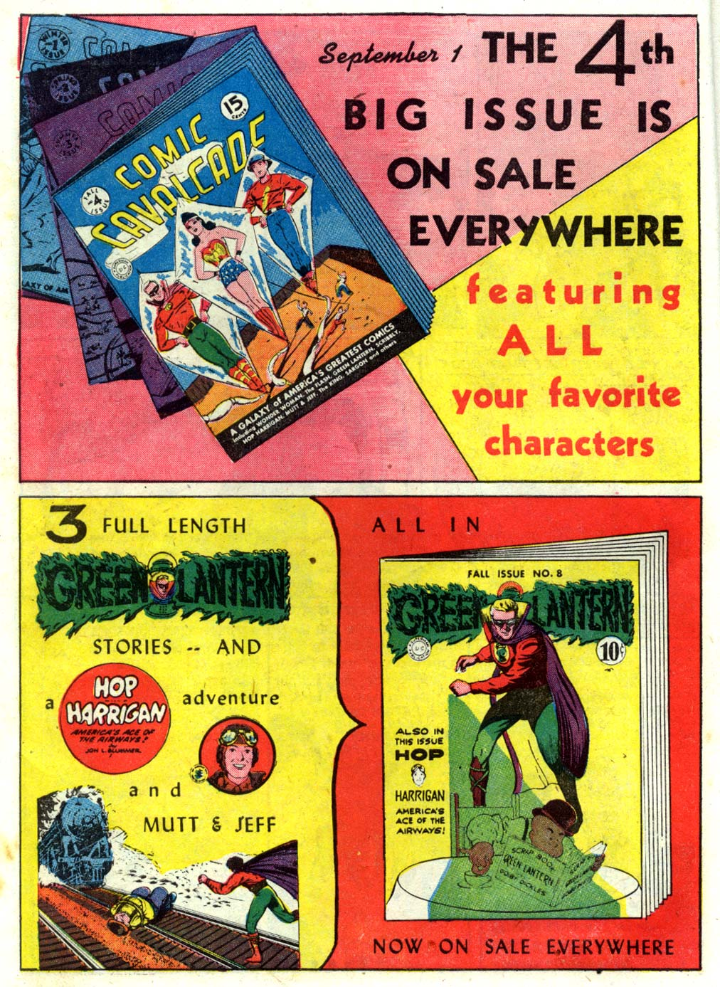 Read online All-American Comics (1939) comic -  Issue #53 - 16