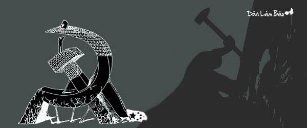 không - CHẾ ĐỘ CỘNG SẢN CHỈ CÓ SỤP ĐỔ, KHÔNG CÓ CHUYỂN ĐỔI   Phatandoctai-danlambao