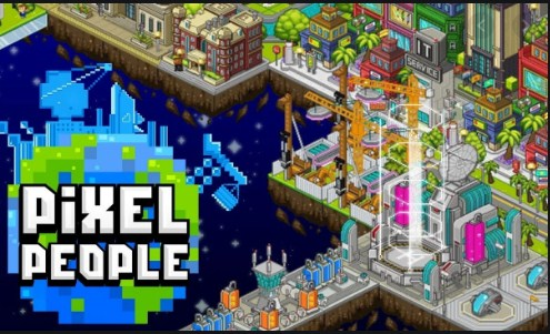 Pixel people Apk Free on Android Game Download