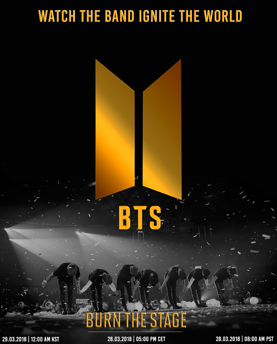 Movie Critic: Burn the Stage: The Movie