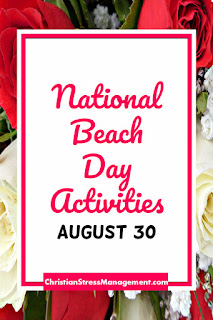 National Beach Day Activities August 30