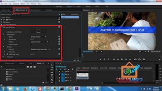 Meminimalisir Goncangan (Shake) pada Video dengan Adobe Premiere Pro CC & Sony Vegas Pro