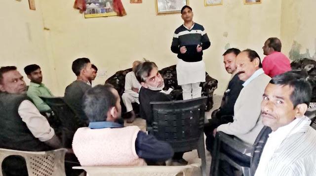 'Haryana Bachao-Launch Congress' rally will be historic on 10th December: Lalit Bhadana
