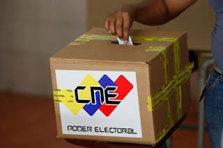 Resultados de Elecciones en Venezuela