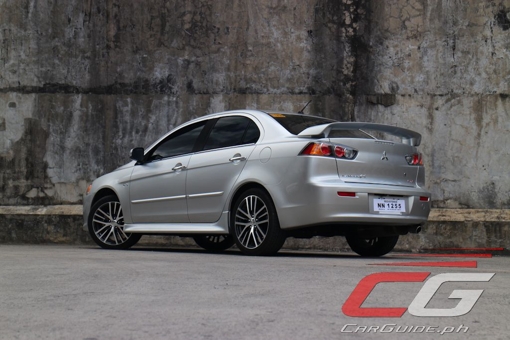 Review: 2017 Mitsubishi Lancer EX 2 0 GT-A | Philippine Car