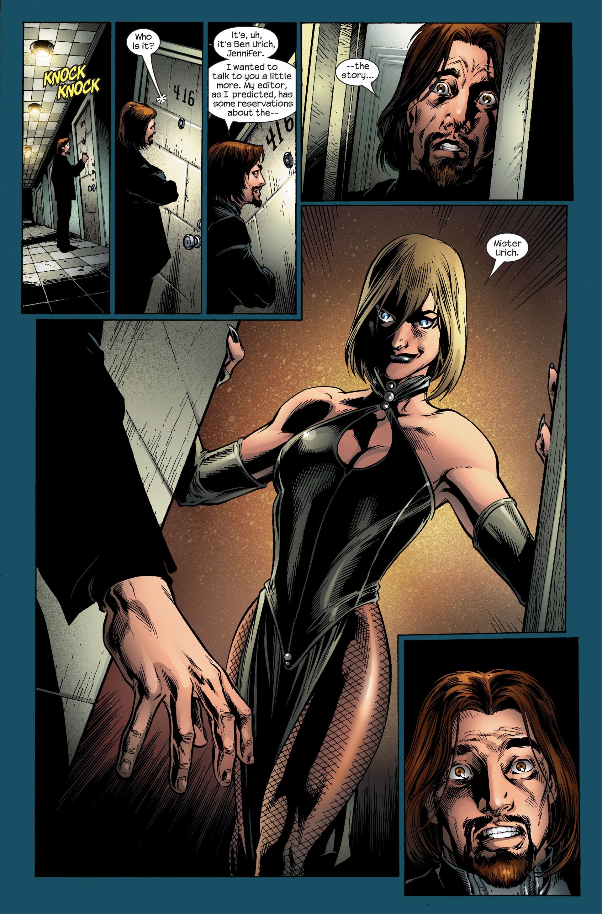 Read online Ultimate Spider-Man (2000) comic -  Issue #95 - 18
