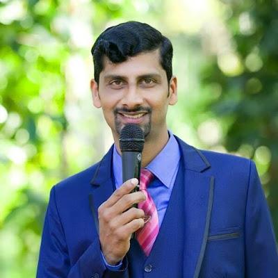 Master of Ceremonies - Rayan Praveen Mendonca