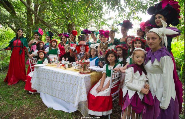 Carnaval del Sur llenó de magia a Puerto Varas