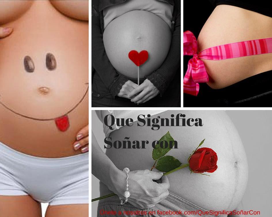 por que soñamos con la etapa del embarazo