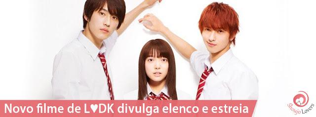 Novo filme de L♥DK divulga elenco e estreia