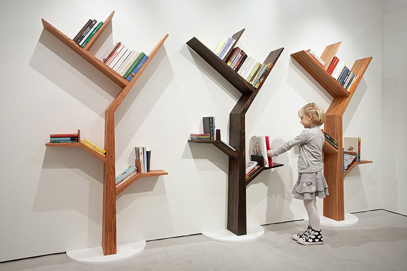 Book Tree Bookshelves  ! Home Decor