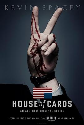 house of cards serial recenzja netflix plakat robin wright
