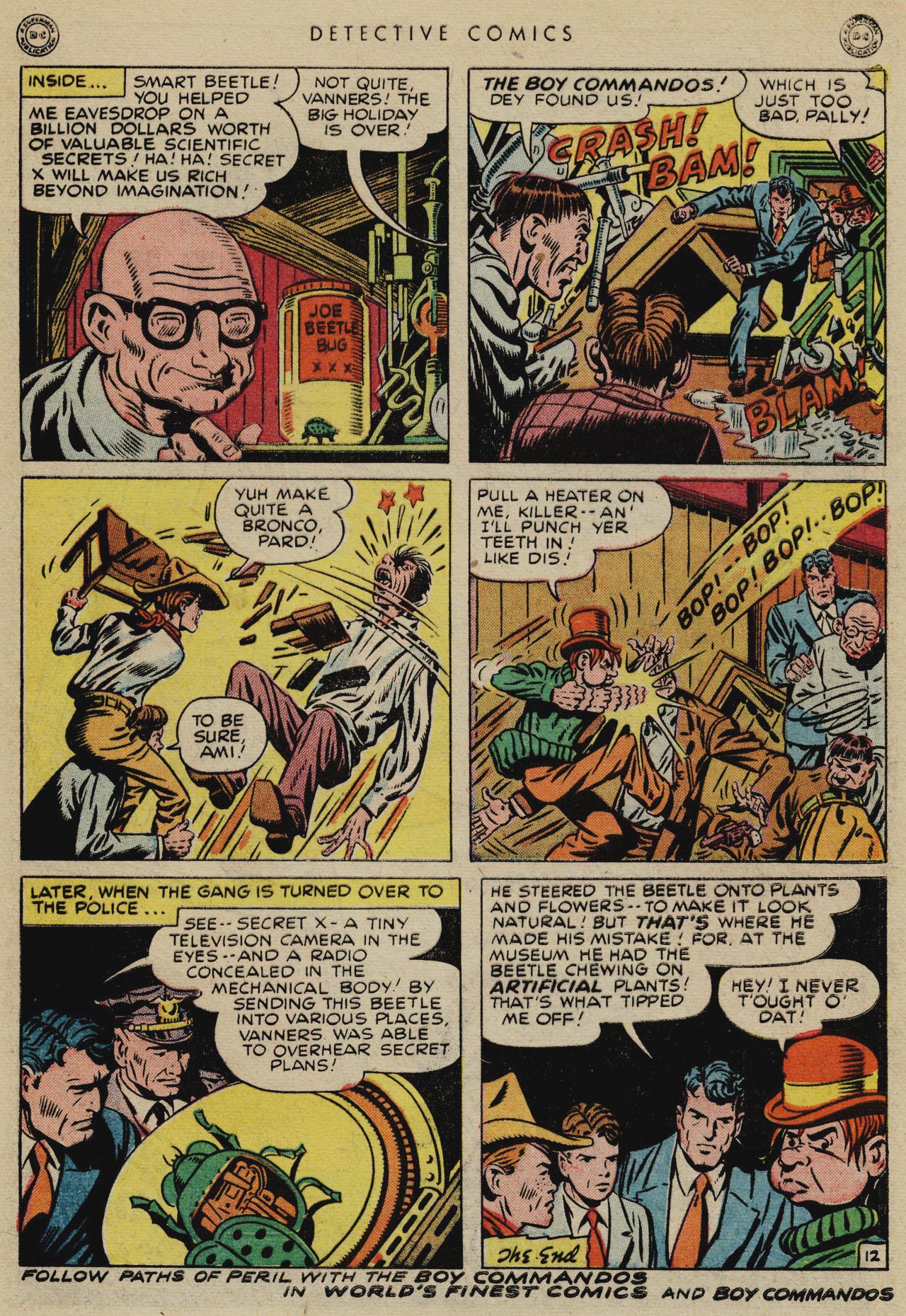 Detective Comics (1937) 142 Page 48