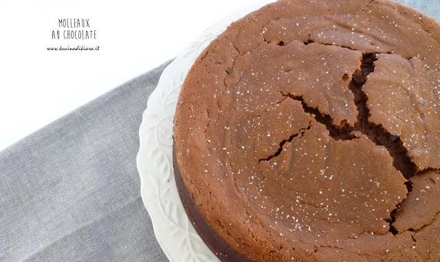 Torta al cioccolato: Moelleux au Chocolate