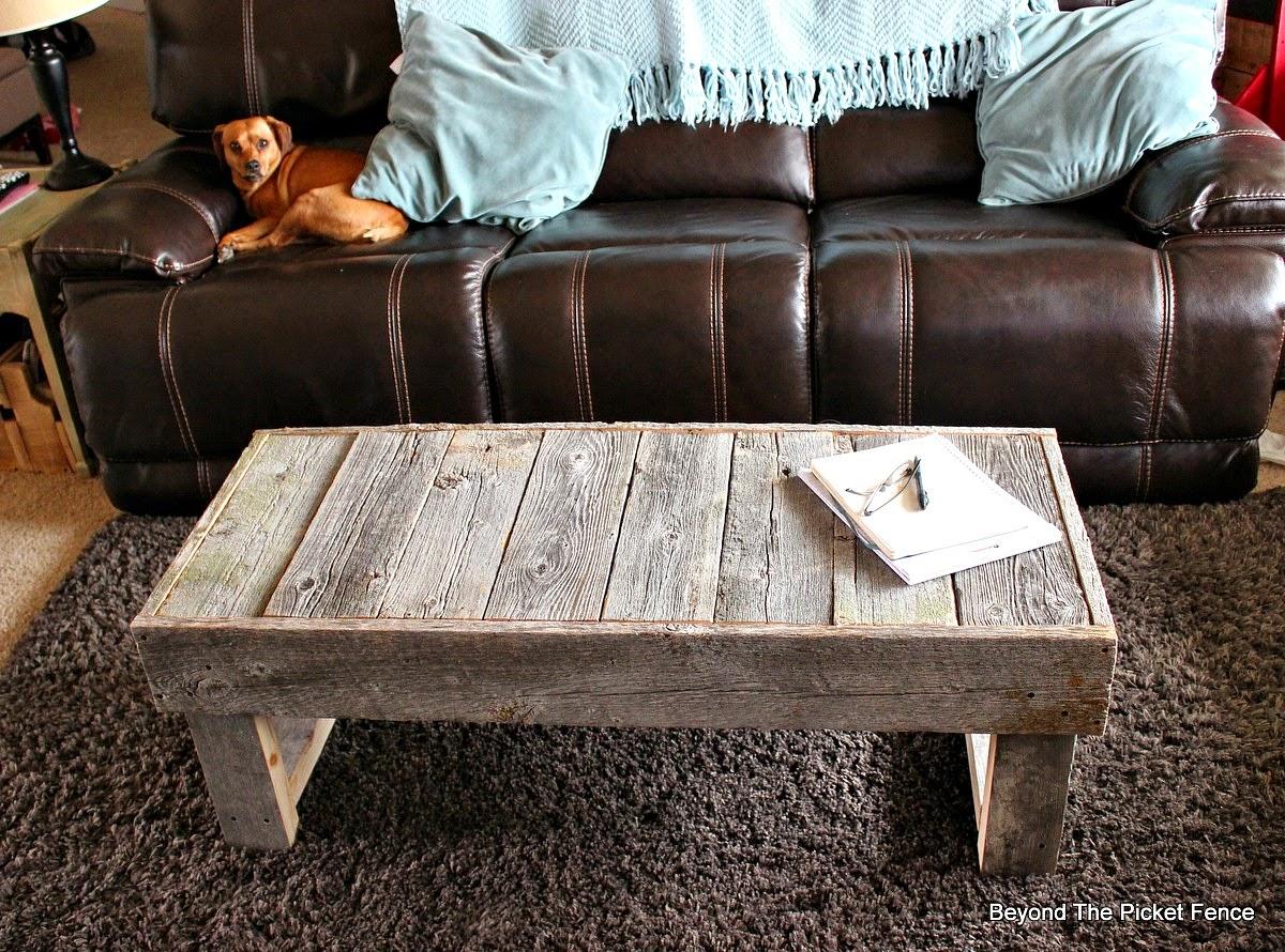Diy Coffee Table With Gun Storage