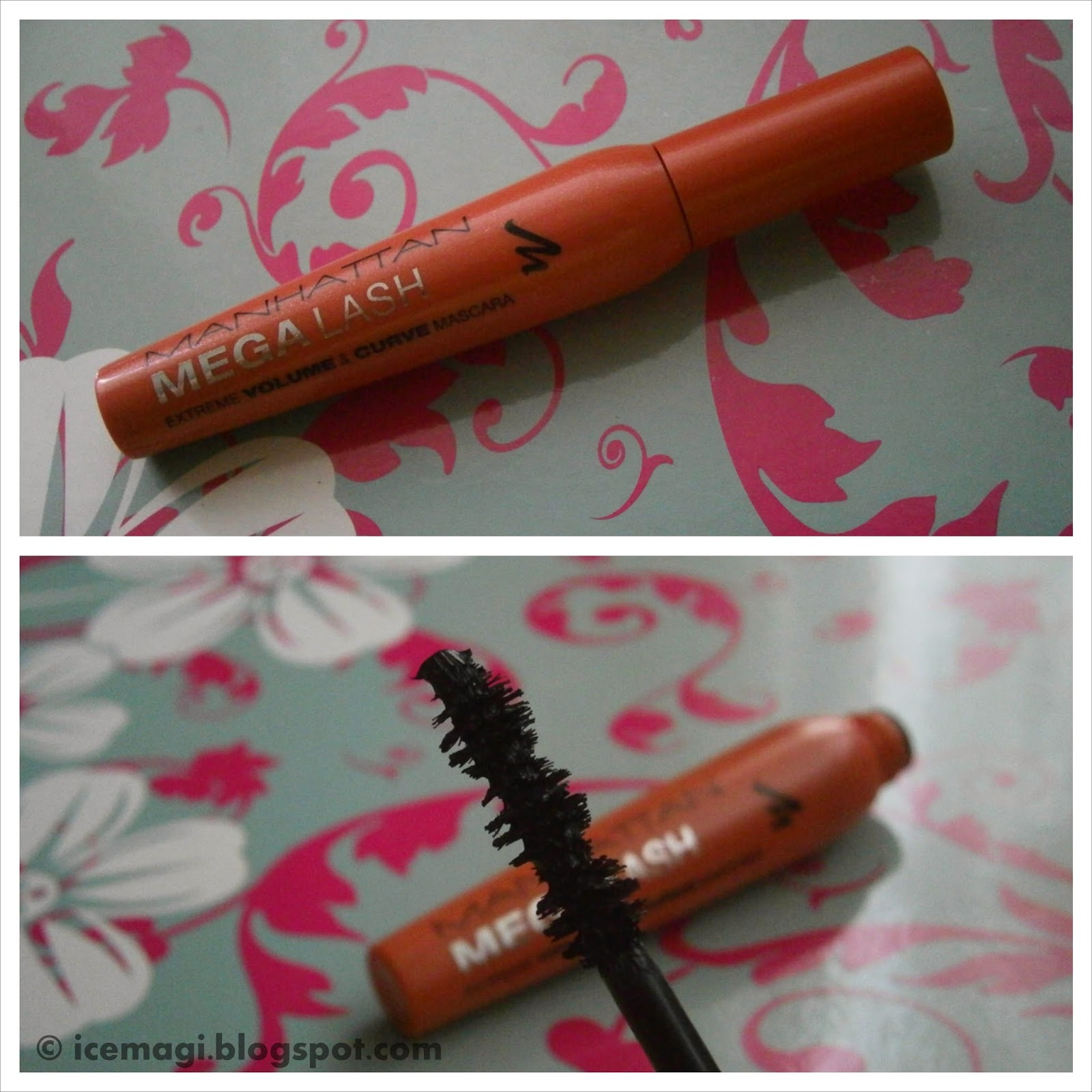 Manhattan Mega Lash mascara