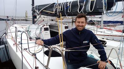 Phil Sharp fait son retour en Figaro avec OceansLab