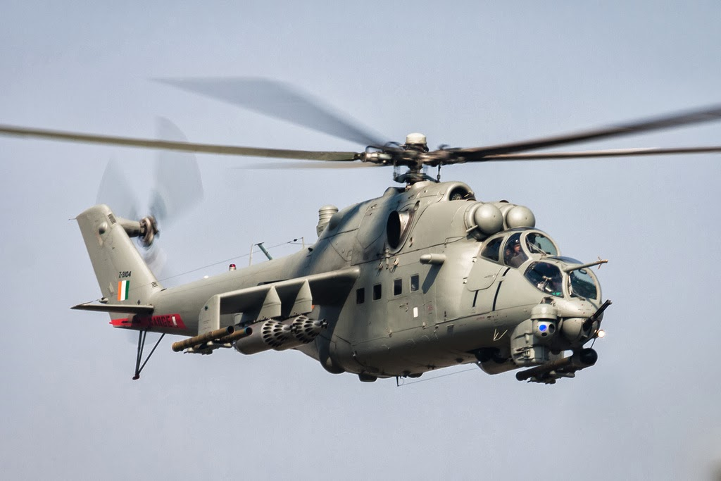 indian air force 39 s mil mi 35 hind e attack helicopter. Black Bedroom Furniture Sets. Home Design Ideas