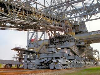 Das Rheinisch-Westfälisches Elektrizitätswerk stoppt Braunkohleförderung