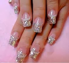 Manicure Y Pedicure Angie Uñas Decoradas Para Novias