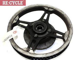 1982 Kawasaki KZ440G Belt Drive Rear Sprocket / Pulley