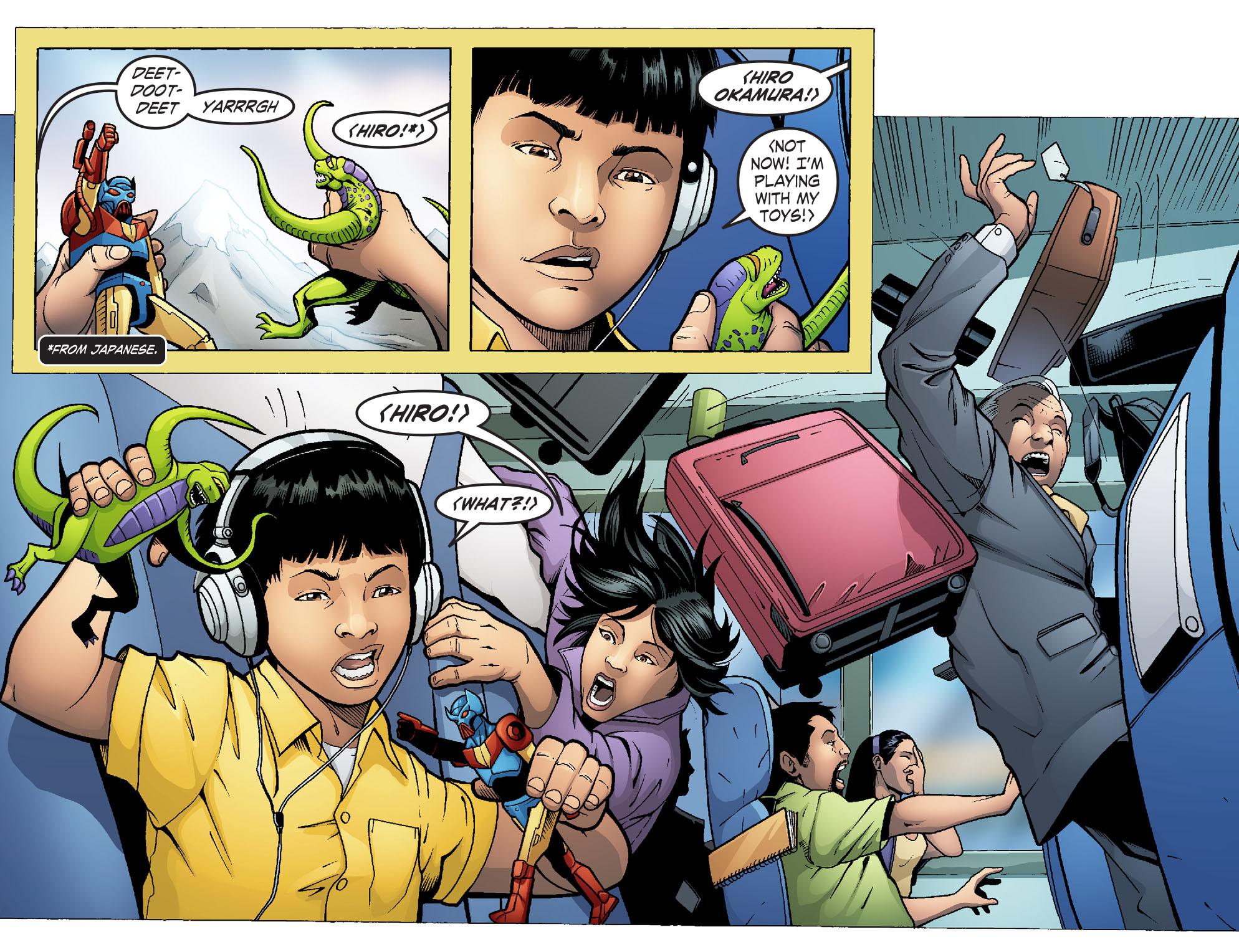 Read online Smallville: Alien comic -  Issue #1 - 13