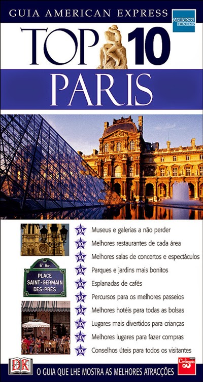 Guia Top 10 Paris