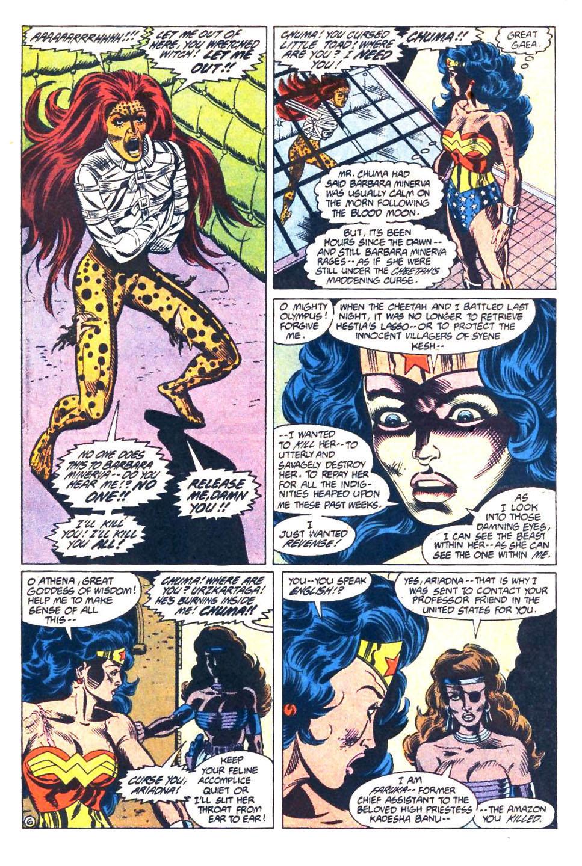 Read online Wonder Woman (1987) comic -  Issue #33 - 7