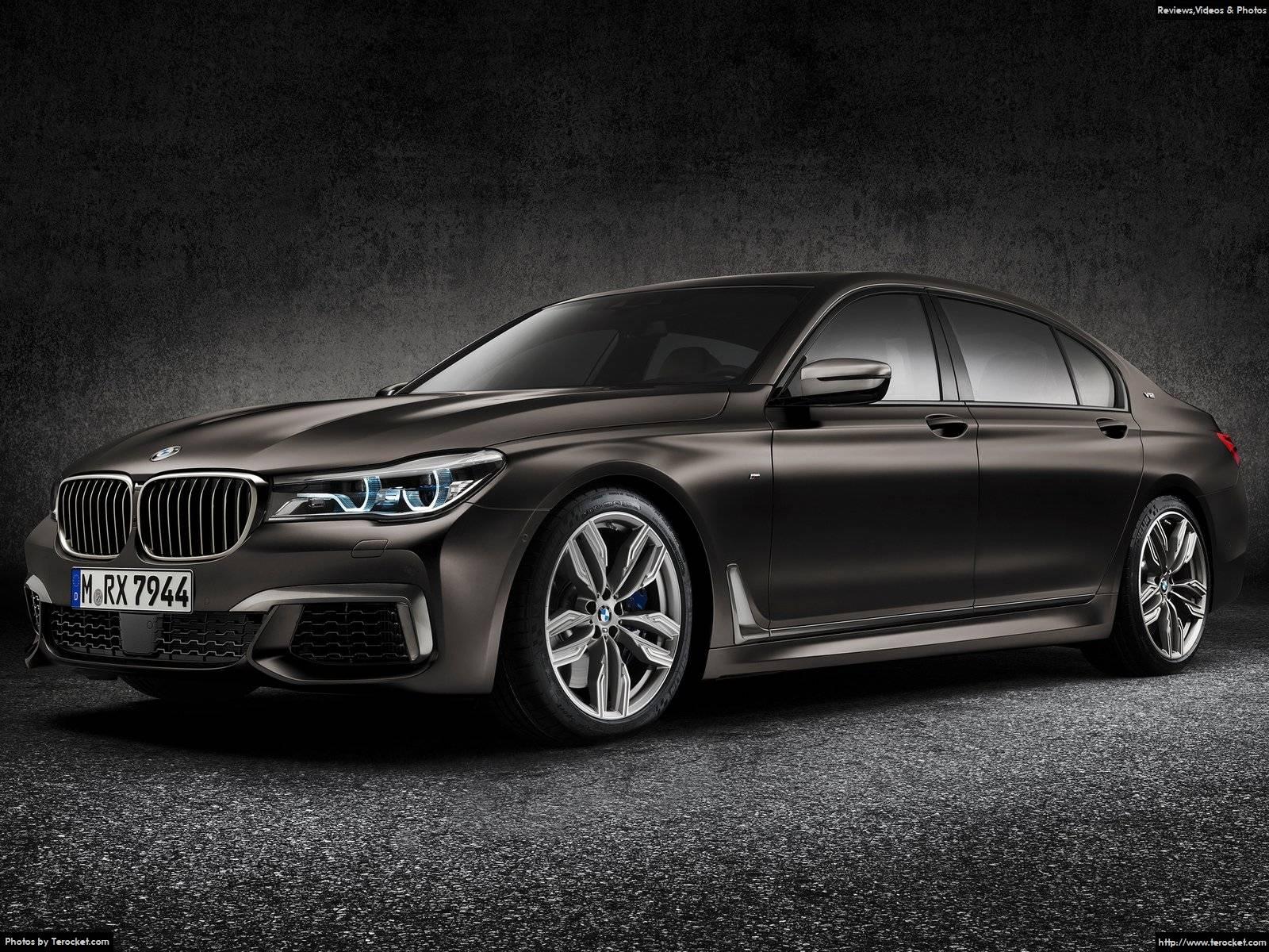 Hình ảnh xe ô tô BMW M760i xDrive 2017 & nội ngoại thất