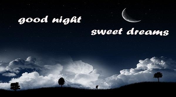 Sweet ways of saying goodnight