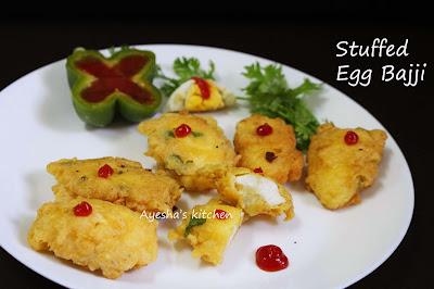 egg bajji - mutta bajji