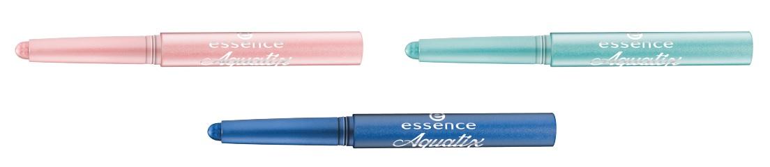 essence aquatix – eyeshadow stick