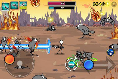 Game Cartoon Wars Gunner Hack