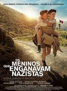 filme francês 'Os Meninos que Enganavam Nazistas'