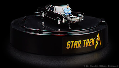 San Diego Comic-Con 2016 Exclusive Star Trek Spock & '64 Buick Riviera Hot Wheels Set by Mattel