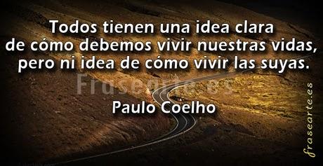 Frases para la vida de Paulo Coelho