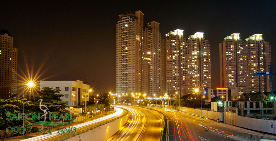 Why is Saigon Pearl the best choice to live?