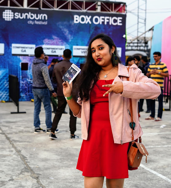 Sourajit Saha at Sunburn 2018 Kolkata 5