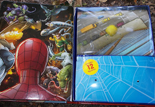 Comic Characters; Dr. Octopus; Dr. Otto; Green Goblin; Kid Arachnid; Lizard; Marvel Characters; Marvel Comics; Marvel Spider-man; Marvel Spiderman; Novelty Figurines; Octavius; Peter Parker; Phidal Publishing; Phidal Spider-Man; Play Mat; Proto-Spidey; Rhino; Small Scale World; smallscaleworld.blogspot.com; Spider-Girl; Spider-Man 2099; Spider-Qwen; Venom; Vulture;
