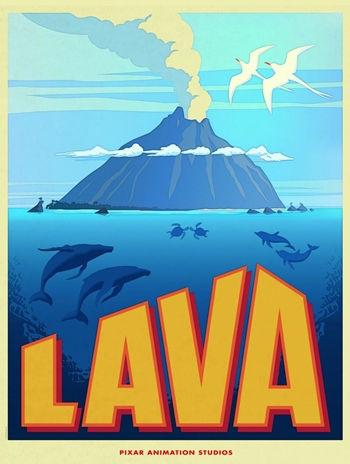 Lava (2015) DVDRip Latino