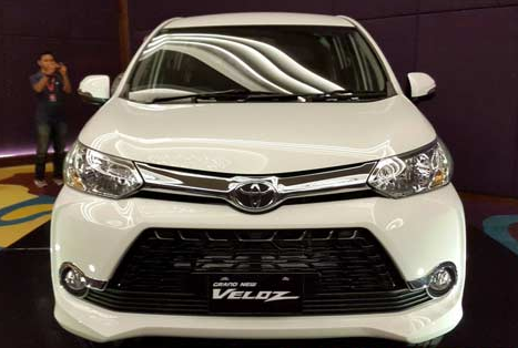 Toyota Grand New Veloz Price Harga Bumper Depan Prices And Excellence Avanza Top
